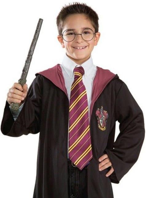 Kit Varinha e óculos Harry Potter
