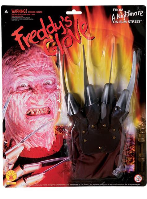Mão de Freddy Krueger
