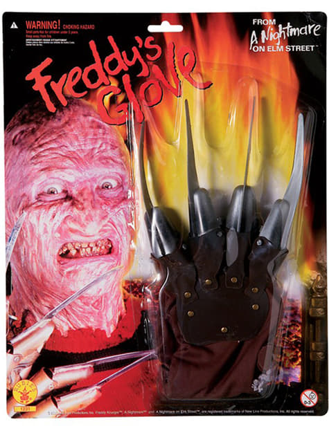 Ręka Freddy Krueger