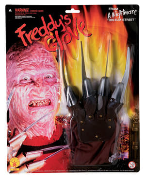 Freddy Krueger kéz