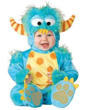 Lite Monster Kostyme til Babyer