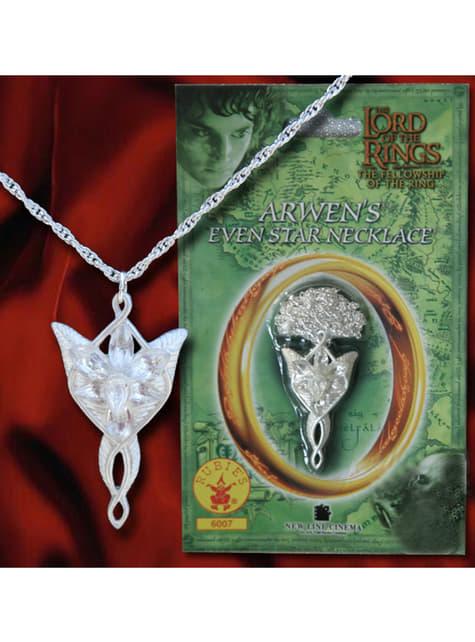 Arwen Aftonstjärna Halsband