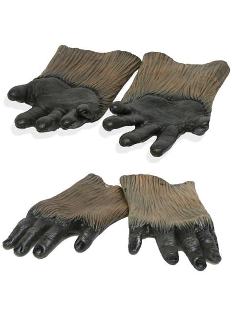 Латексні руки 'Чубака'