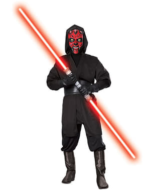 Costume Darth Maul Deluxe