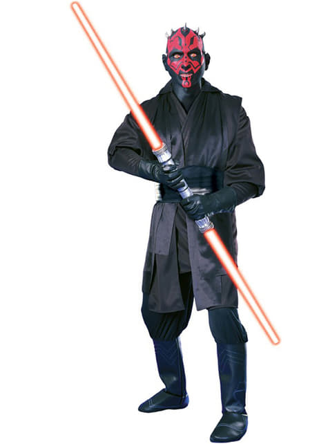 Darth Maul Supreme Maskeraddräkt
