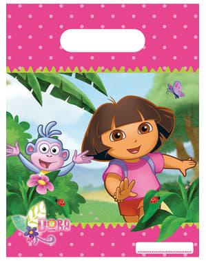 Dora Utoforskeren Bagg Sett