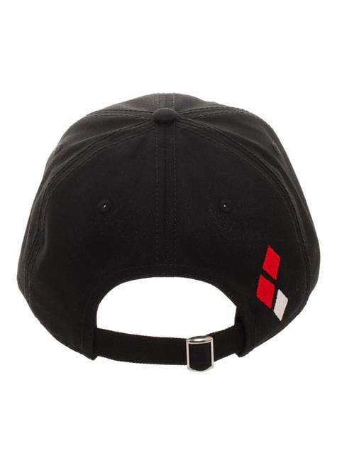 Gorra de Harley Quinn negra