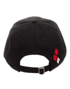 Cappellino di Harley Quinn nero