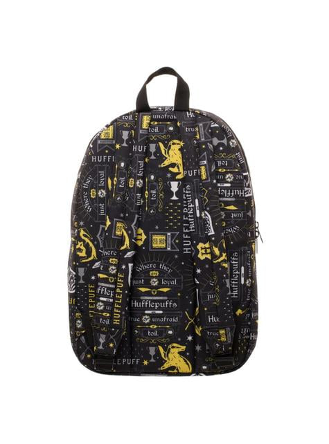 Mochila de Hufflepuff estampada - Harry Potter