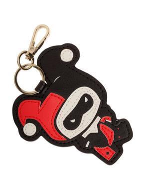 Harley Quinn Chibi keyring