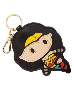 Porta-chaves de Wonder Woman Chibi