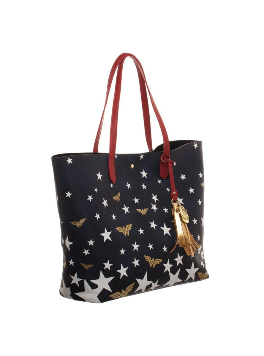 Deluxe Wonder Woman Large Handbag