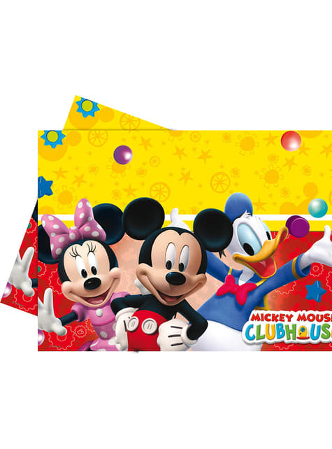 Toalha de mesa Mickey Mouse Clubhouse - Clubhouse