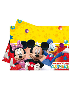 Mickey Mouse Clubhouse Tabecloth - Clubhouse