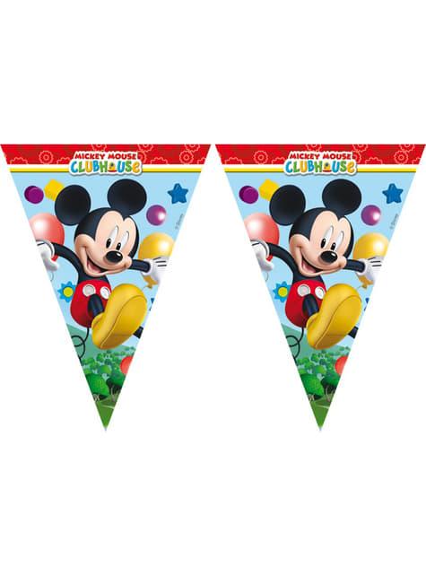 Banderín Mickey Mouse Clubhouse