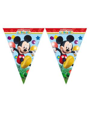 Mała flaga Myszkia Miki Klub Przyjaciól