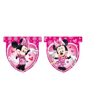 Steguleț roz Minnie Mouse