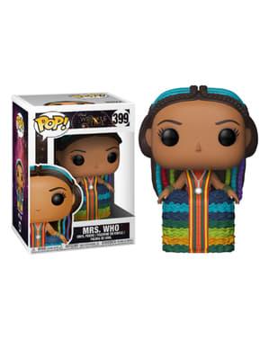 Funko POP! Mrs Who - Un raccourci dans le temps