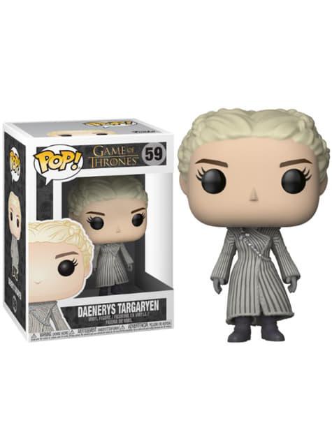 Funko POP! Daenerys (Abrigo blanco) - Juego de Tronos