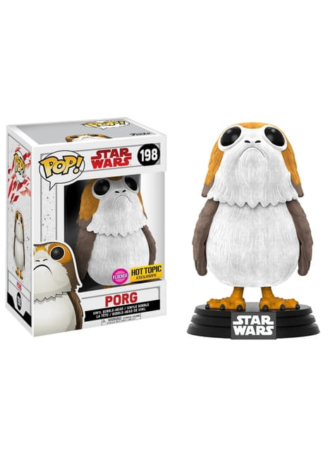 Funko POP! Porg Floked - Star Wars: The Last Jedi