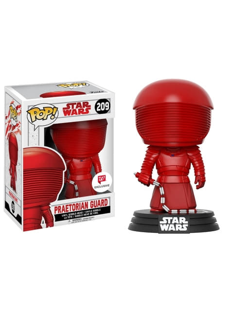 Funko POP! Guarda Pretoriano - Star Wars The Last Jedi