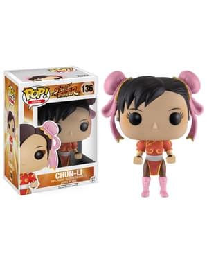 Funko POP! Chun-Li vestido rojo - Street Fighter