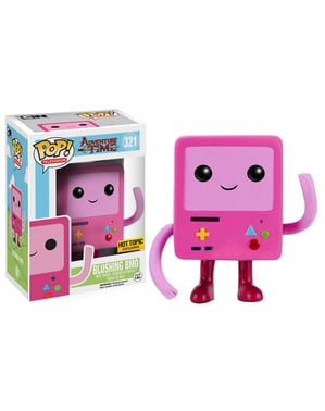 Funko POP! BMO pink - Adventure Time