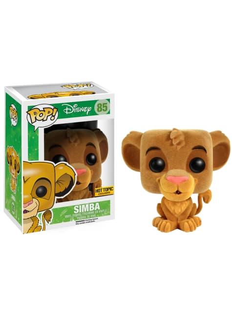 Funko POP! Simba terciopelo - El Rey León