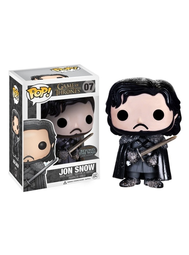 funko pop jon snow snowy game of thrones funidelia. Black Bedroom Furniture Sets. Home Design Ideas