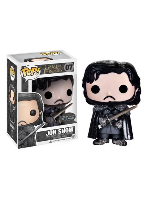 Funko POP! Jon Nieve Snowy - Juego de Tronos