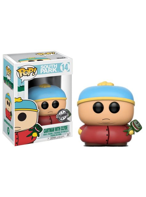 Funko POP! Cartman con Clyde - South Park