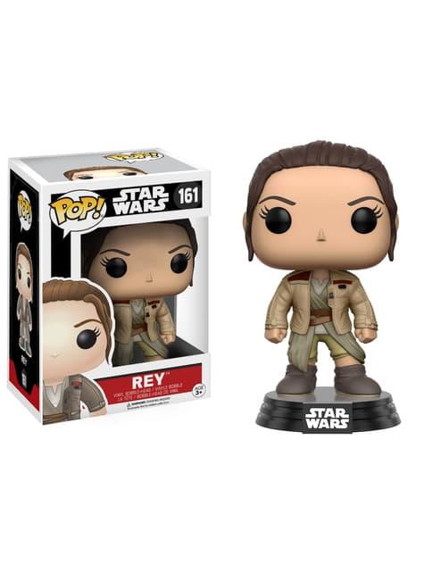 Funko POP! Rey with Finns Jacket - Star Wars: The Last Jedi