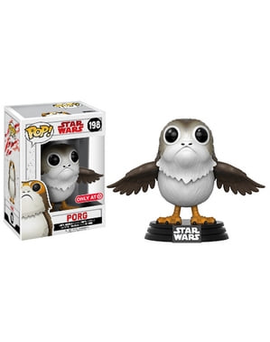 Funko POP! Porg - Star Wars: The Last Jedi