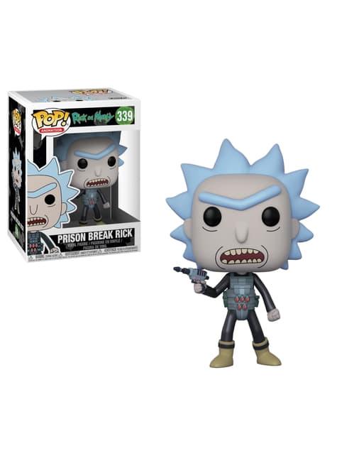 Funko POP! Rick fugitif - Rick et Morty