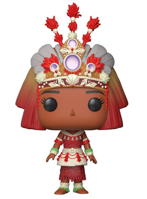 Funko POP! Moana ceremony