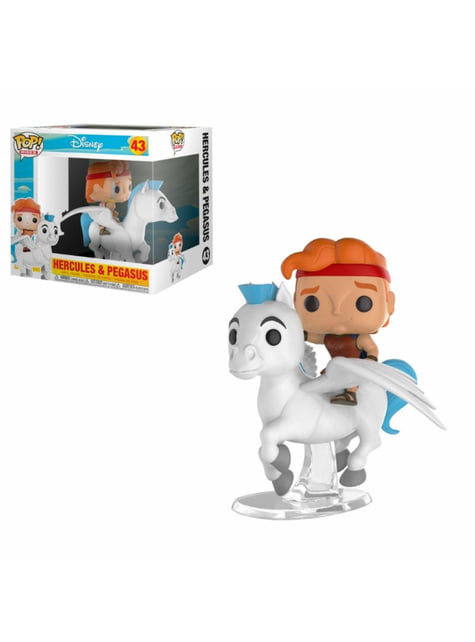 Funko POP! Ride: Hércules y Pegaso
