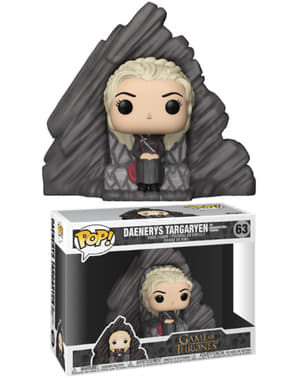 Funko POP! Daenerys on Dragonstone Throne - Game of Thrones