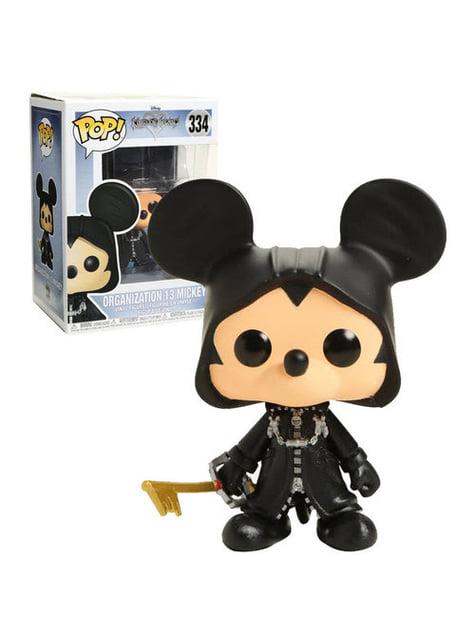 Funko Pop! Organization 13 Mickey - Kingdom Hearts
