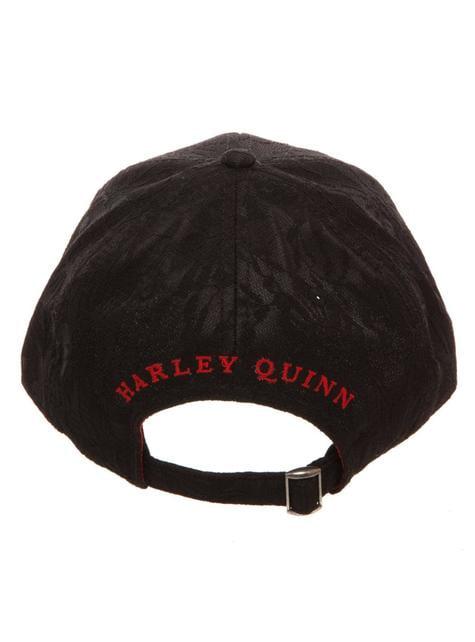 Boné de Harley Quinn Morcego