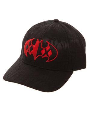 Kšiltovka Harley Quinn netopýr