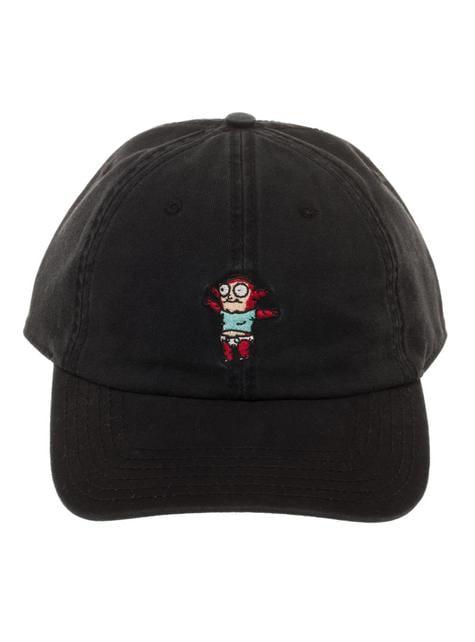 Gorra de Morty Jr - Rick y Morty