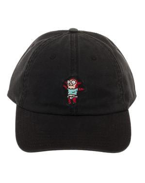 מורטי ג'וניור - ריק ומורטי כובע