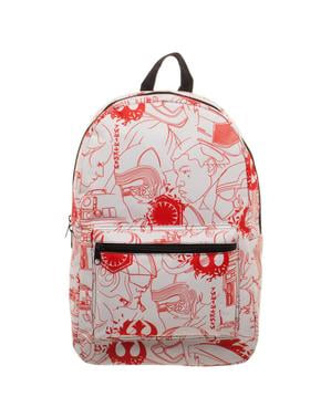 Alliance Silhouettes Star Wars backpack