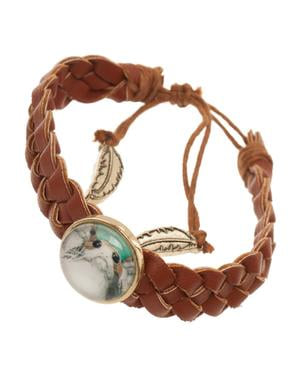 Porg - Star Wars: The Last Jedi braided bracelet