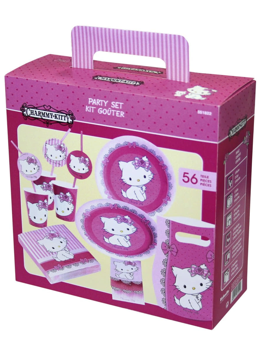 charmmy kitty party kit buy online at funidelia