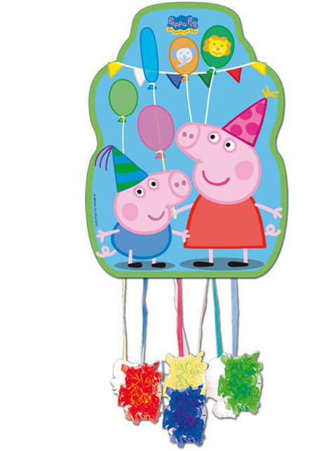 Peppa Pig Piñata (profile)