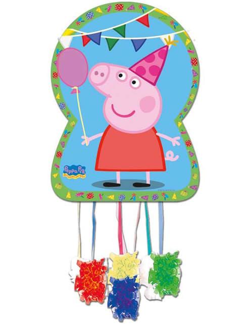 Peppa Pigpa Piñata (περίγραμμα)