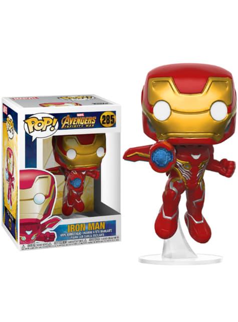 Funko POP! Bobble: Iron Man con alas - Los Vengadores: Infinity War