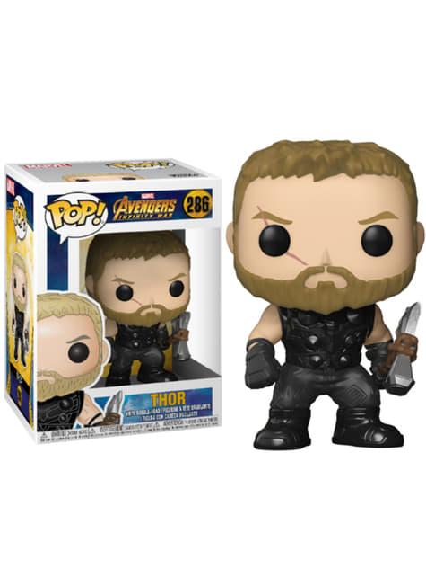 Funko POP! Bobble: Thor - Los Vengadores: Infinity War