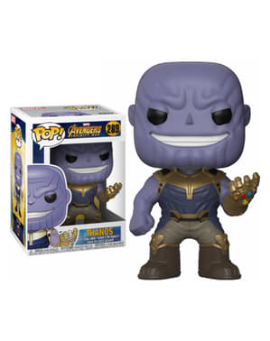 Funko POP! Bobble: Thanos - Los Vengadores: Infinity War